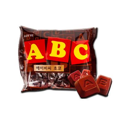ABC 초콜릿