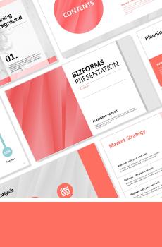 컬러형 보고서2 PPT 패키지(사업제안서, 업무보고서, 결산보고서, 제품제안서, 영업보고서, 공연기획서, 광고기획서)