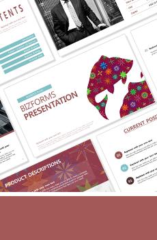 컬러형 사업계획서2 PPT 패키지(창업, 유통, 카페, 프랜차이즈, 여행사, 쇼핑몰, 교육 사업계획서)