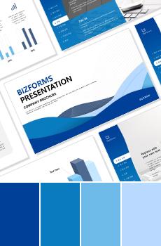 컬러형 브랜딩 PPT 패키지_파랑2 (사업제안서, 업무보고서, 결산보고서, 제품제안서, 영업보고서, 공연기획서, 광고기획서)