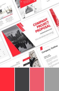 컬러형 브랜딩 PPT 패키지_빨강2 (사업제안서, 업무보고서, 결산보고서, 제품제안서, 영업보고서, 공연기획서, 광고기획서)