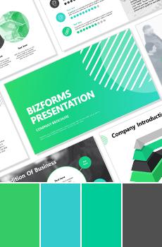 컬러형 브랜딩 PPT 패키지_초록2 (사업제안서, 업무보고서, 결산보고서, 제품제안서, 영업보고서, 공연기획서, 광고기획서)