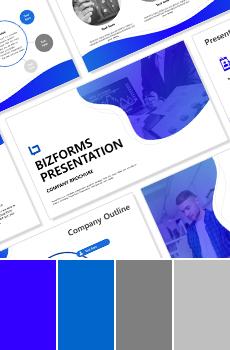 컬러형 브랜딩 PPT 패키지_파랑 (사업제안서, 업무보고서, 결산보고서, 제품제안서, 영업보고서, 공연기획서, 광고기획서)