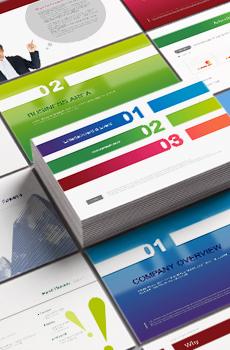 엔터테인먼트, 이벤트5 파워포인트 디자인(제안서, 회사소개서, 기획서, 브로슈어, 상품소개서 디자인)