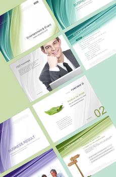 엔터테인먼트, 이벤트6 파워포인트 디자인(제안서, 회사소개서, 기획서, 브로슈어, 상품소개서 디자인)